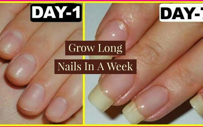 How To Grow Nails Faster In A Week Without Stress (In 2020)