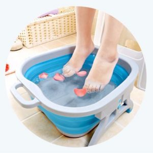 Nail Care Materials, Nail Tools, Nail Implements, Other Nail Care Materials, foot spa basin