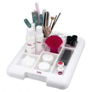 Nail Care Materials, Nail Tools, Nail Implements, Other Nail Care Materials, supply tray