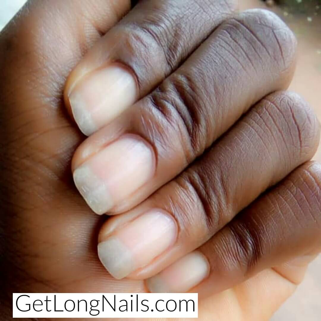 My Love For Long Nails Was My Source OF Motivation | Olamide
