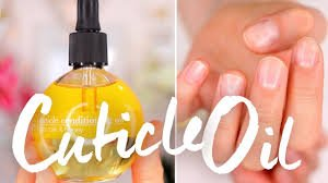 is cuticle oil good for your nails