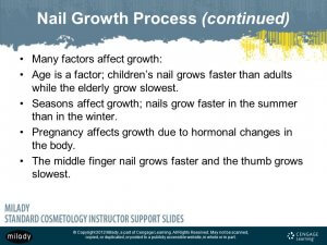 Factors That Affects Nail Growth