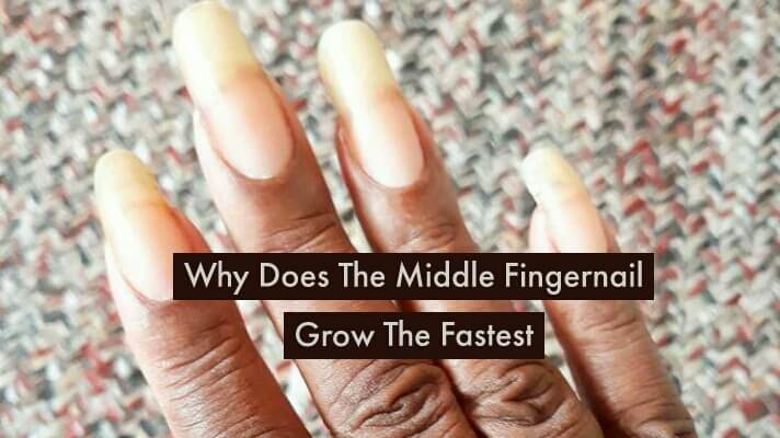 Why Does The Middle Finger Nail Grow The Fastest?