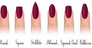 Best Nail Shape For Short Or Long Fingers
