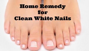 How To Clean Your Nails At Home