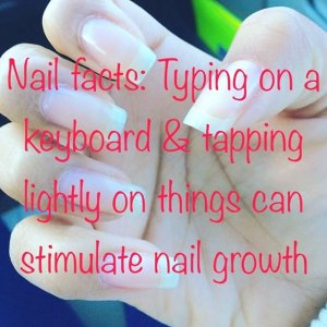Does Typing Stimulate Nail Growth