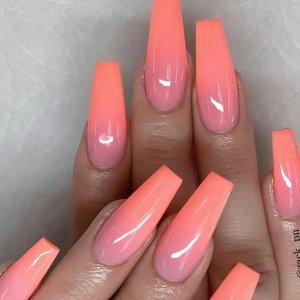 Cute Nail Designs For Long Nails