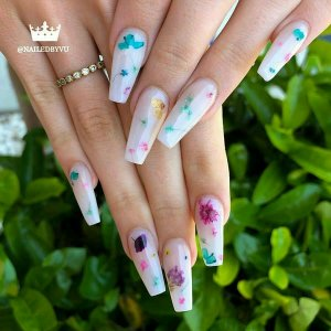 Nail Designs For Long Nails