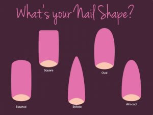 Best Nail Shape For Chubby Or Fat Fingers