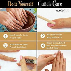 How To Push Back Cuticles