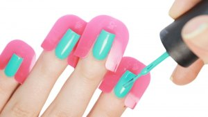 How To Push Back Cuticles easily