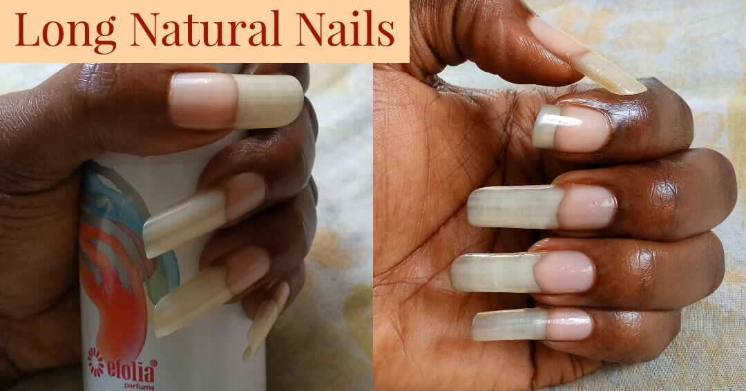 Grow Long Natural Nails With This Secret From A Nail Blogger