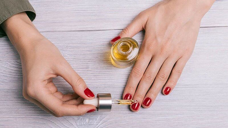 When To Use Nail Oil In Manicure