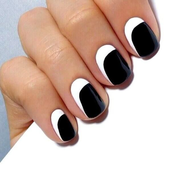 10 Easy Nail Designs For Short Or Active Length Nails