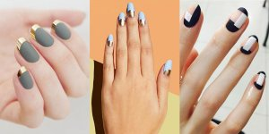 how to clean matte nails